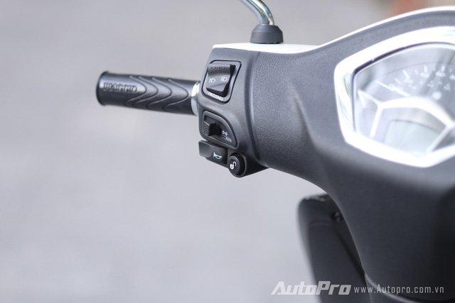 Đánh giá Liberty ABS 2015 phiên bản mới với những cải tiến vượt trội