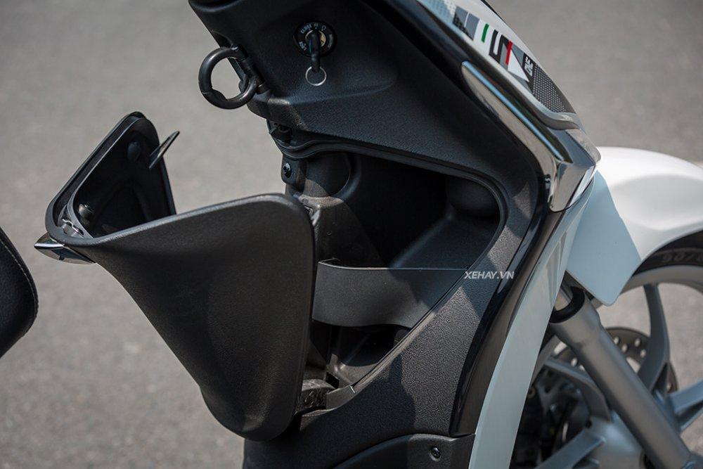 Đánh giá xe liberty One 125 2019 - phiên bản huyền thoại trở lại