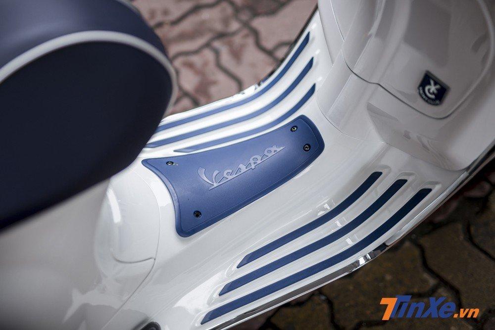 Đánh giá xe vespa primavera yacht club phiên bản đặc biệt