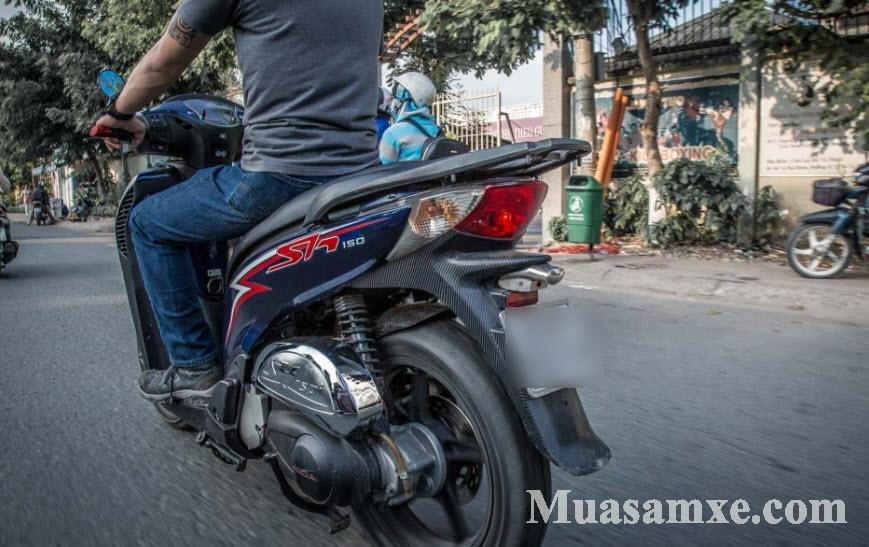 Giá xe sh nhập khẩu tại thị trường Việt Nam là bao nhiêu? Đánh giá sơ bộ