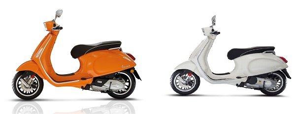 Nên mua vespa sprint hay primavera, xe nào đẹp mà bộ máy mạnh hơn
