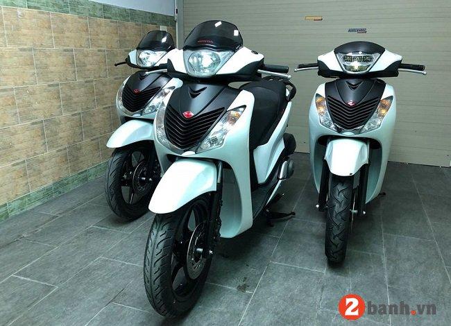Tổng quan những mẫu xe sh nhập khẩu tại thị trường Việt Nam hiện nay