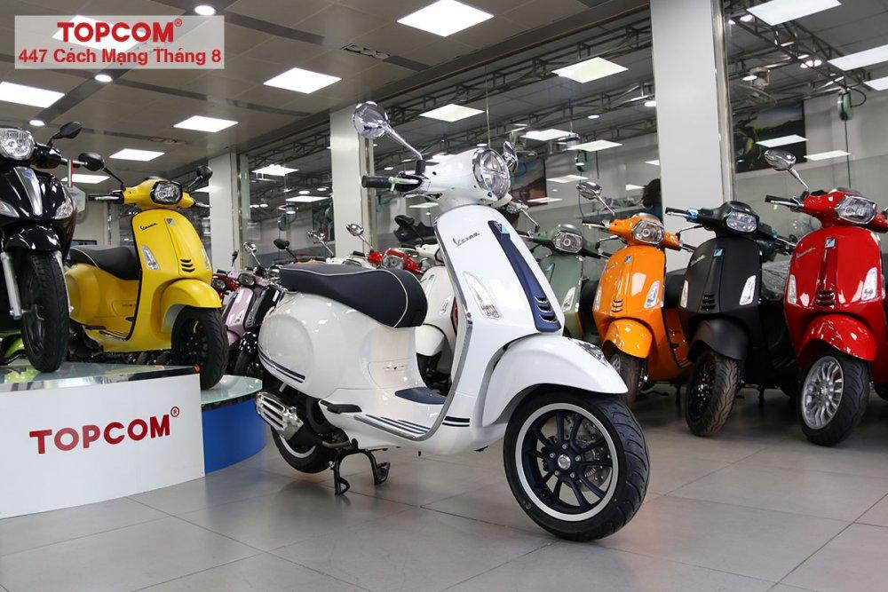Xe máy vespa giá bao nhiêu? Bảng giá xe vespa mới cập nhật