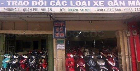 Top 9 địa chỉ mua bán xe máy giá rẻ tại TP.HCM