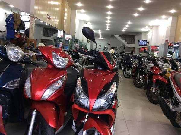 Những địa điểm mua xe máy cũ uy tín và an toàn