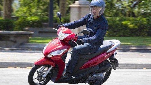 Những lỗi thường gặp của người mới chạy xe máy