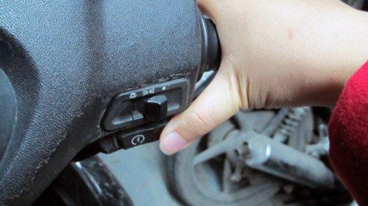 Những sai lầm khiên động cơ xe chết