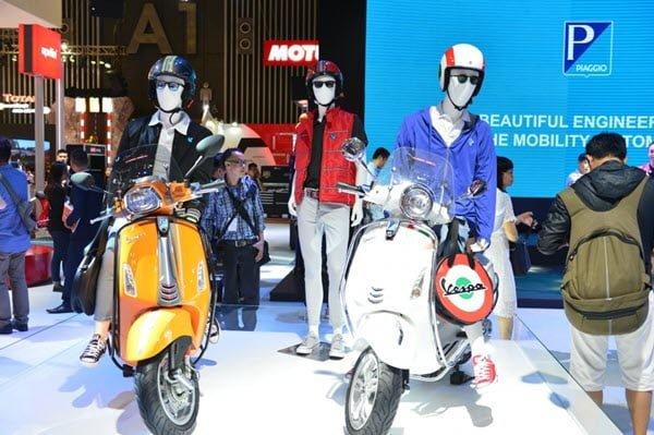 Top những hãng xe máy tại Việt Nam
