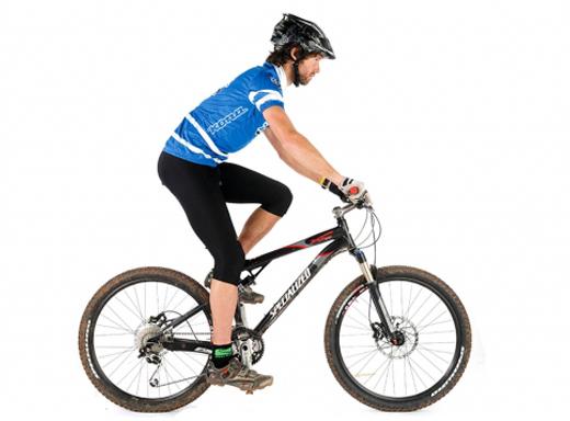 sử dụng xe đạp thể thao