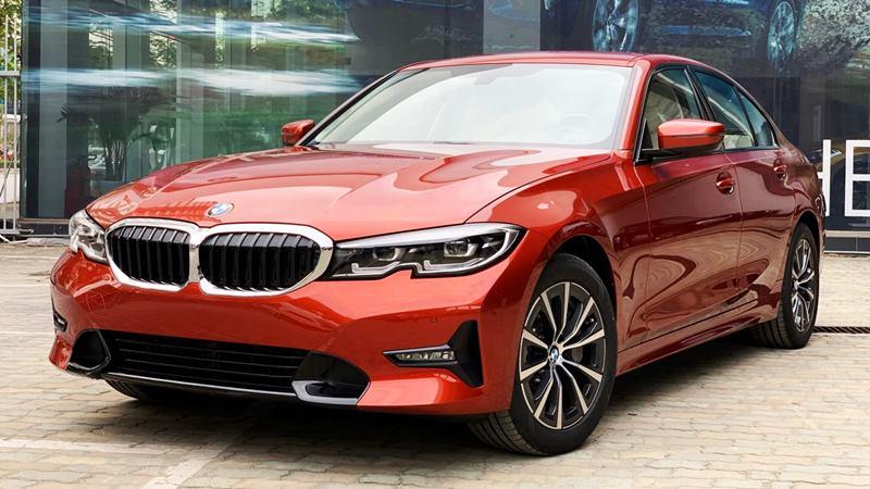 BMW 3-Series tại Việt Nam có thêm bản giá rẻ BMW 330i Sport Line