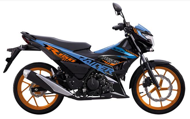 Suzuki Raider 2021