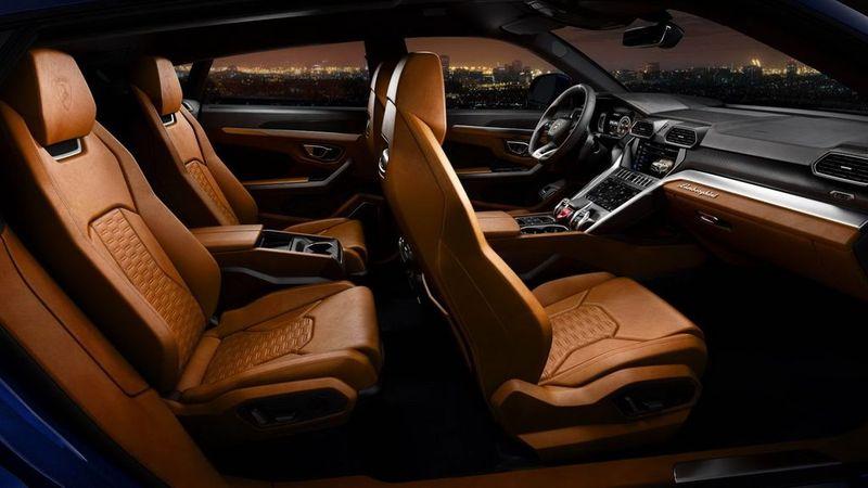 siêu xe Lamborghini Urus