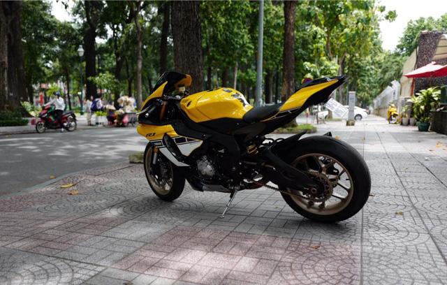 siêu mô tô Yamaha YZF-R1