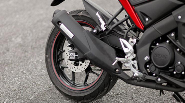 xe Yamaha TFX 150