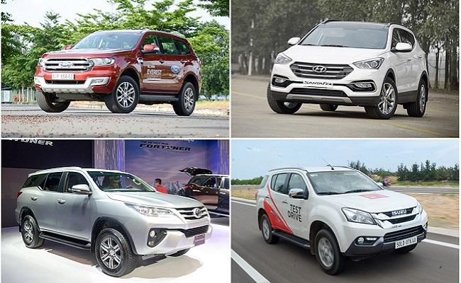 Các loại xe ô tô 7 chỗ giá rẻ ở Việt Nam hiện nay
